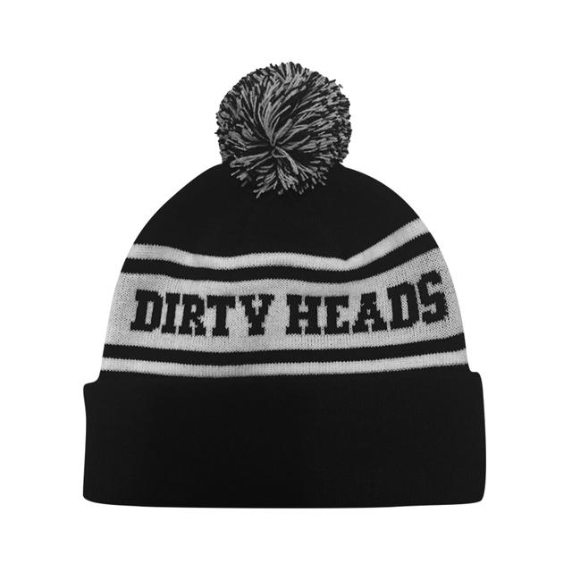 Dirty Heads Pom Beanie