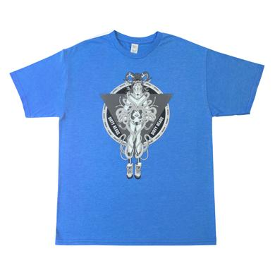 Dirty Heads Blue Medusa Tee