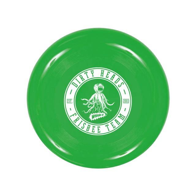 Dirty Heads Frisbee Team Frisbee