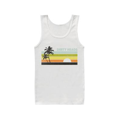 Dirty Heads Retro Lines Tank