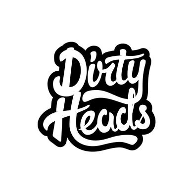 Dirty Heads Script Enamel Pin