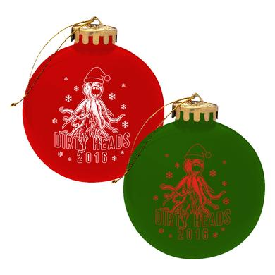 Dirty Heads 2016 Ornament Bundle