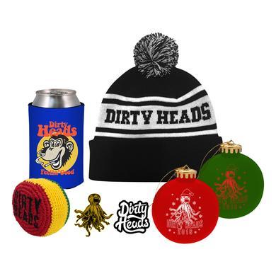 Dirty Heads Holiday Stocking Stuffer Bundle