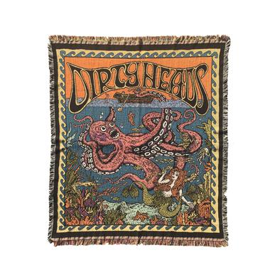 Dirty Heads Kraken Woven Blanket