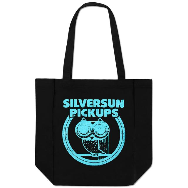 Silversun Pickups Owl Watcher Tote