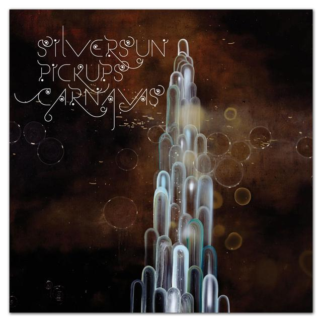 Silversun Pickups Carnavas CD