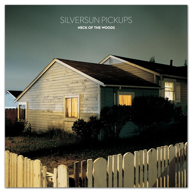 Silversun Pickups Neck of the Woods CD