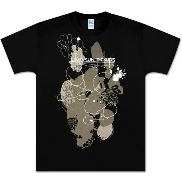 Silversun Pickups Coral Collage Tee