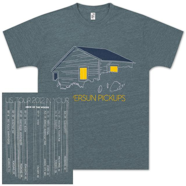 Silversun Pickups House Tour T-Shirt