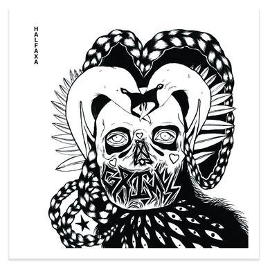 Grimes Halfaxa 2 Art Print