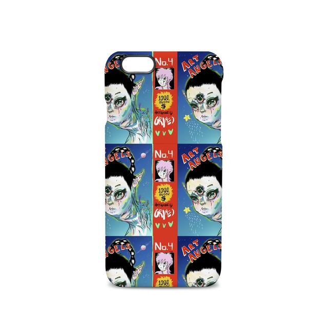 Grimes Art Angeles 2 iPhone 6/6s Case