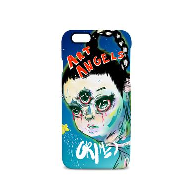 Grimes Art Angeles 3 iPhone 6/6s Case