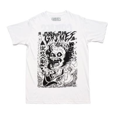 Grimes Visions T-Shirt
