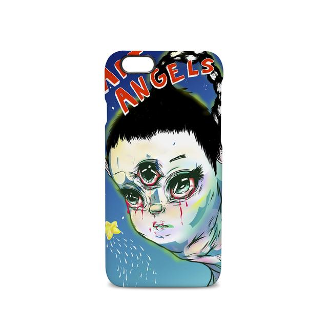 Grimes Art Angeles iPhone 6/6s Case