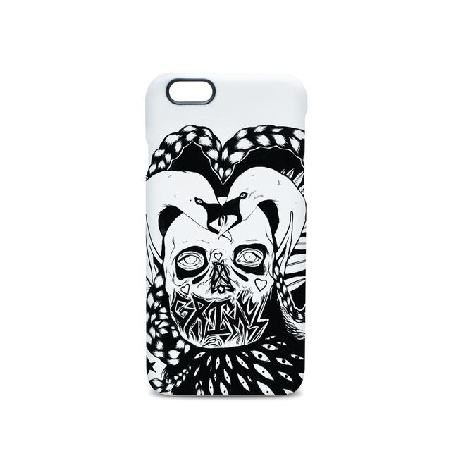 Grimes Halfaxa 2 iPhone Case