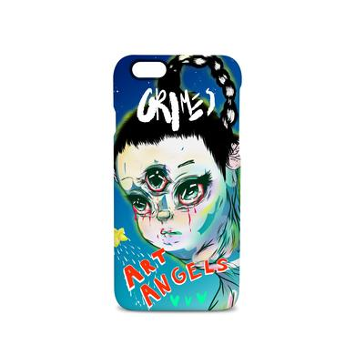 Grimes Art Angeles 4 iPhone 6/6s Case