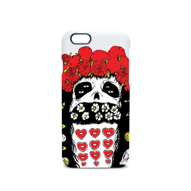 Grimes Geidi iPhone Case
