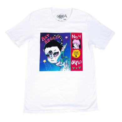 Grimes Art Angels T-Shirt