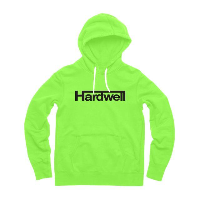 Hardwell Logo Pullover (Green)