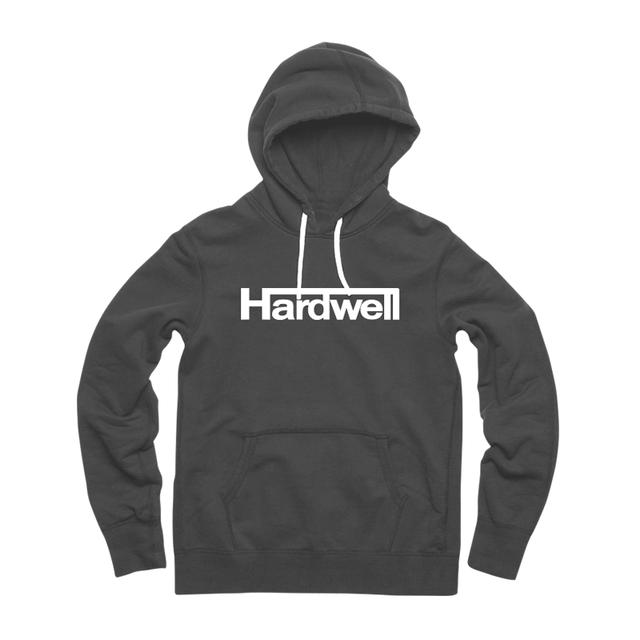Hardwell Logo Pullover (Charcoal)