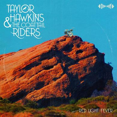 Taylor Hawkins Red Light Fever Vinyl