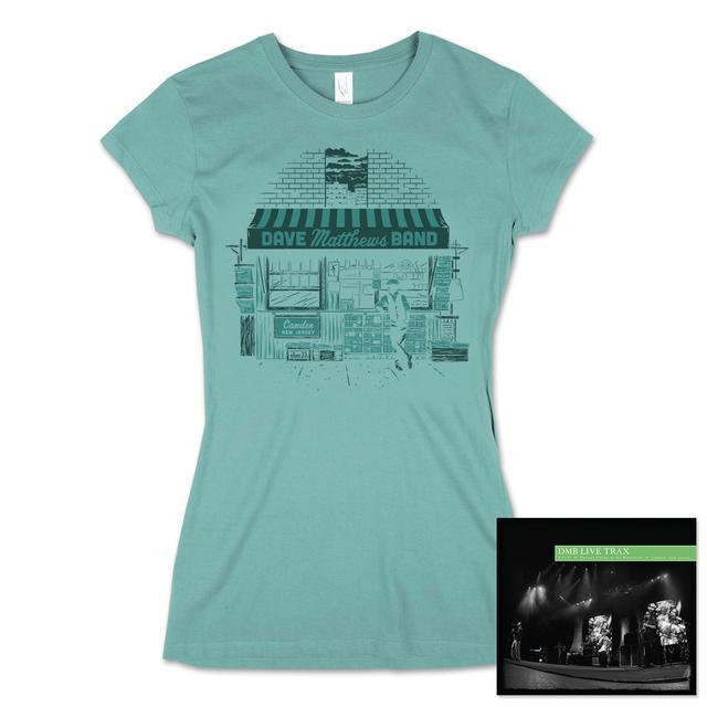 DMB Live Trax Vol. 31 Women's T-Shirt Bundle