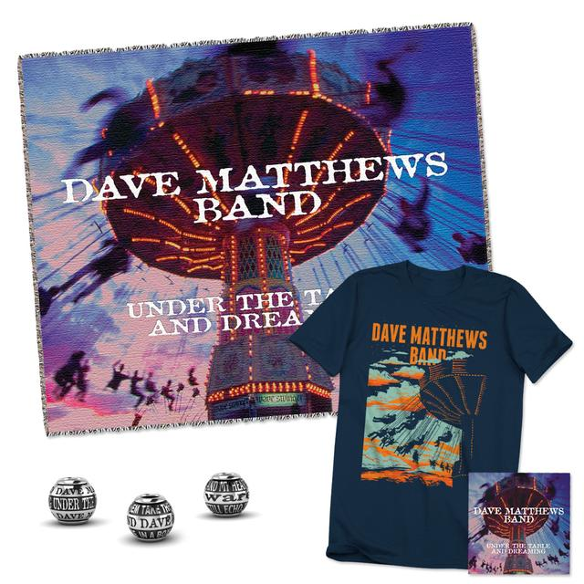 Dave Matthews Band The Best Of What's Around CD Bundle