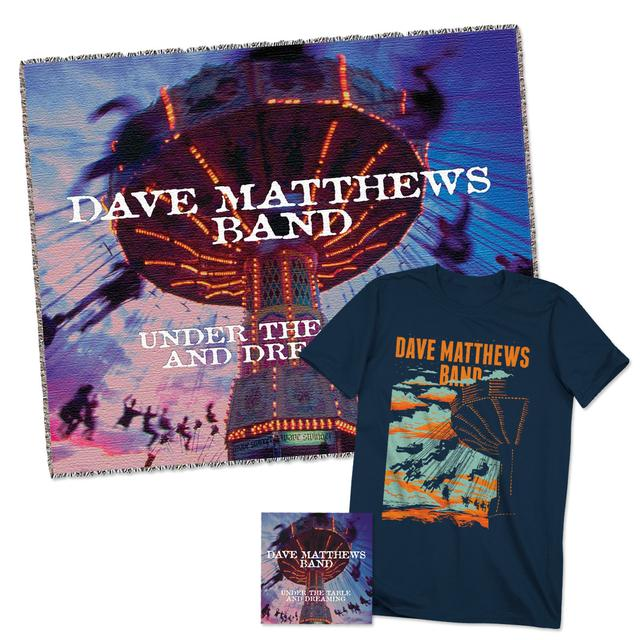 Dave Matthews Pay For What You Get CD Bundle