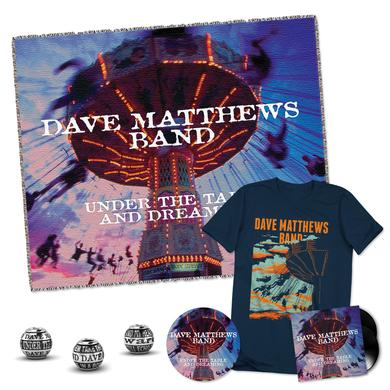 Dave Matthews The Best Of What's Around LP Bundle  (Vinyl)