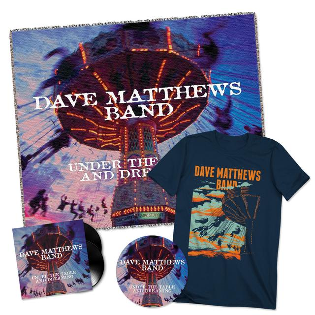 Dave Matthews Pay For What You Get LP Bundle