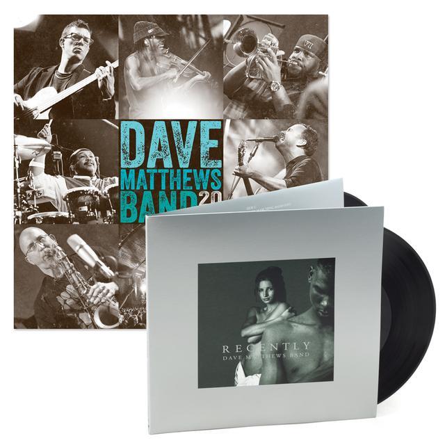 "Dave Matthews Recently Deluxe Gatefold 2 x 10"" Vinyl EP + 2015 Calendar"