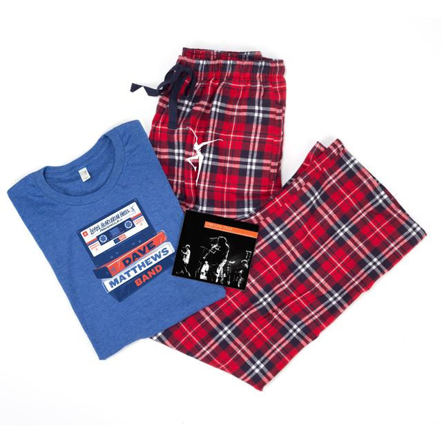 DMB Live Trax 33 CD + Tee + PJ Pants Bundle