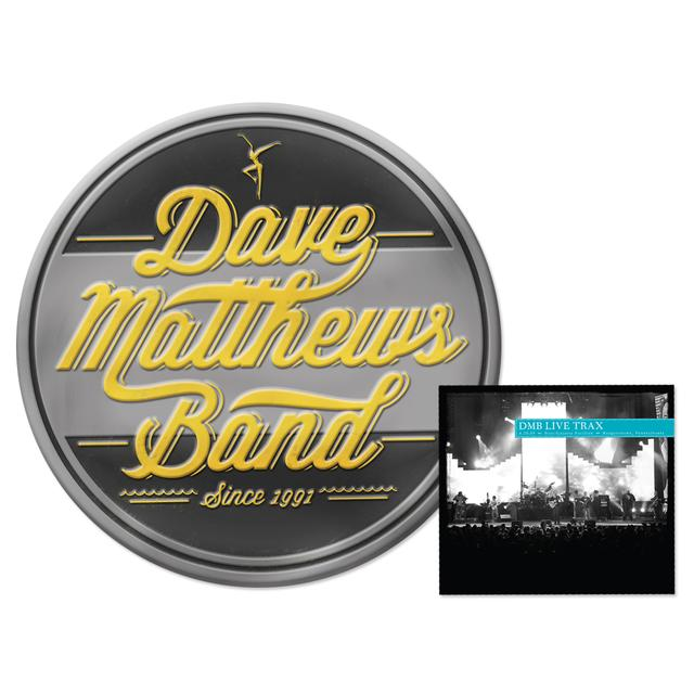 DMB Live Trax Vol. 35 + Metal Wall Sign