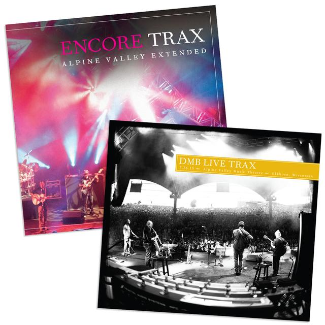 Dave Matthews Live Trax Vol. 36: Alpine Valley 2-DVD / 3-CD Set