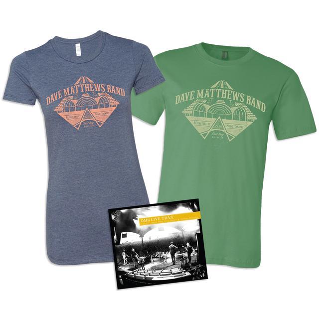 Dave Matthews Band Live Trax Vol. 36: Alpine Valley 2-DVD / 3-CD Set + Tee