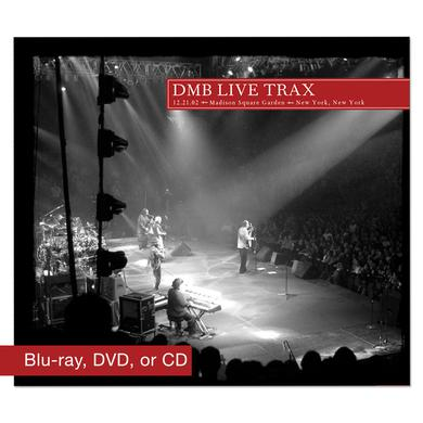 Dave Matthews Live Trax Vol. 40: Madison Square GardenBlu-ray, DVD or CD