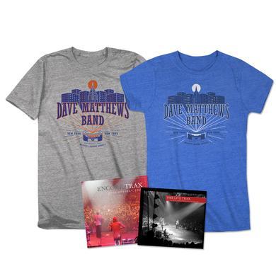 Dave Matthews Live Trax Vol. 40: Madison Square GardenBlu-ray, DVD or CD + T-shirt