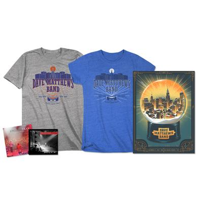 Dave Matthews Live Trax Vol. 40: Madison Square GardenBlu-ray, DVD or CD + T-shirt + Poster