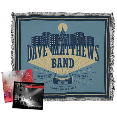 Dave Matthews Live Trax Vol. 40: Madison Square GardenBlu-ray, DVD or CD + Blanket