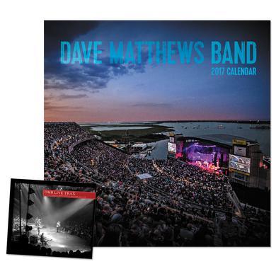 Dave Matthews Live Trax Vol. 40: Madison Square GardenBlu-ray, DVD or CD + 2017 Calendar