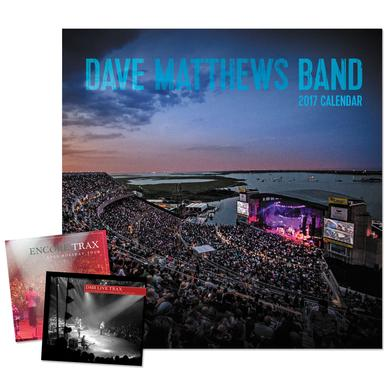 Dave Matthews Live Trax Vol. 40: Madison Square GardenBlu-ray, DVD or CD + 2017 Calendar