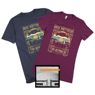 Dave Matthews Band Live Trax Vol. 41 + T-shirt Bundle