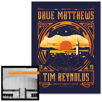 Dave Matthews Band Live Trax Vol. 41 + Poster Bundle