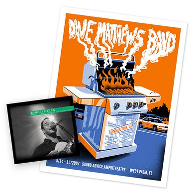 Dave Matthews Band Live Trax Vol. 42 + Poster Bundle