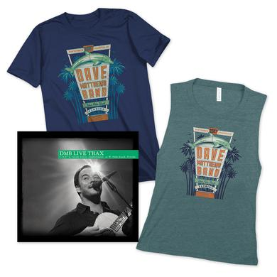 Dave Matthews Band Live Trax Vol. 42 + T-shirt Bundle