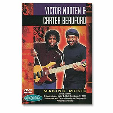 Dave Matthews Band Making Music DVD
