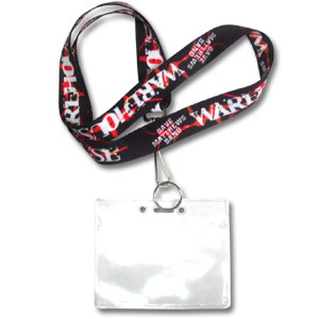 Dave Matthews Band Warehouse Lanyard with Ticket Holder