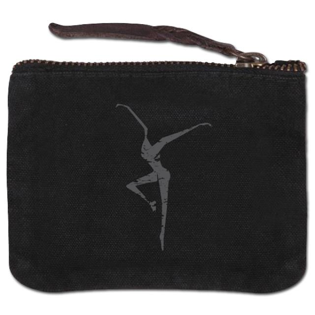Dave Matthews Firedancer Zip Top Wallet
