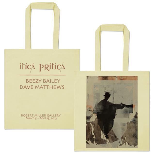 Dave Matthews Band Itica Pritica Tote Bag