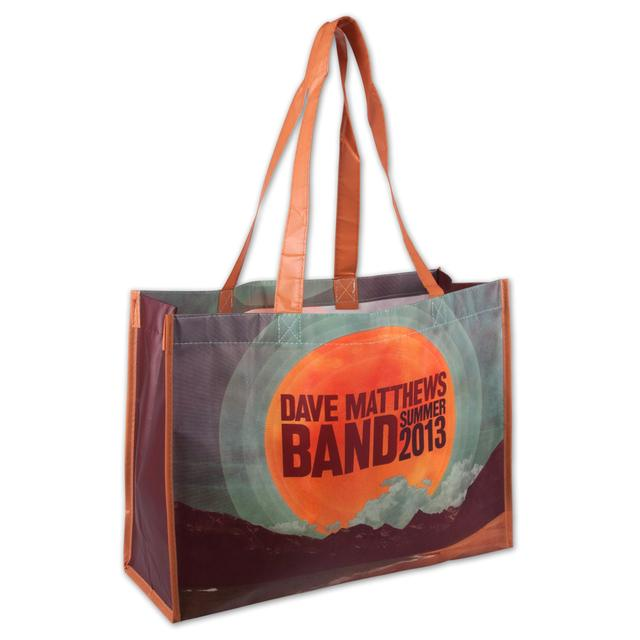 DMB 2013 Recycled Tote Bag